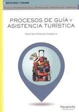 (17).PROCESOS DE GUIA Y ASISTENCIA TURISTICA. ENVÍO URGENTE (ESPAÑA)