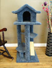 "LARGE CAT PAGODAS TREE, 46"" TALL - FREE SHIPPING IN THE UNITED STATES ONLY"