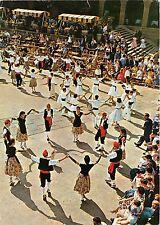 BR2376 Spain Cataluna La sardana danzas y Bailes Regionales de Espana