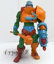 MOTU, Man-At-Arms, 200x, 100% complete, figure, Masters of the Universe, He-Man
