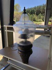 Vintage Street Light Pole Lamp LED East Riverside NOS