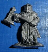 Ral Partha Fantasy Adventurers 03-037 Fighter with Axe Tom Meier