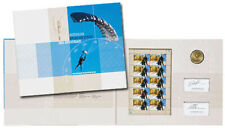 2007 $1 COIN & STAMP FOLDER | RARE SAS LIMITED EDITION | 2000 MADE | HAND SIGNED