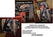 BARCHE A VELA Enciclopedia De Agostini