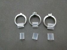 Ring Guard Snuggies Ring Size Adjuster-pack of 6 PVC (2 small+2 medium+2 large)