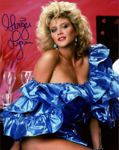 GINGER LYNN SIGNED 11x14 PHOTO XXX PORN ADULT MOVIE ACTRESS LEGEND BECKETT BAS