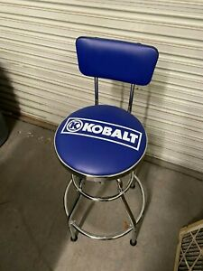 Kobalt 60812 Adjustable Work Seat Slightly used but still in great condition