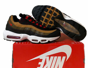 Nike Air Max 95 Essential 'Yukon Brown' Men's Shoes Size 10.5 CT1805-200 no lid