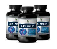 joint lubrication supplement - JOINT MATRIX PREMIUM COMPLEX - msm sulfur 3B