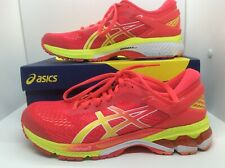 Asics Womens Gel Kayano 26 Pink Running Training Athletic Shoes Sz 8.5 ZD-128