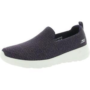 Skechers Womens Go Walk Joy-Highlight Fitness Slip-On Sneakers Shoes BHFO 5218