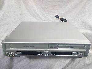 Sharp DV-NC55 VHS VCR Recorder /  DVD Player Combi (MAIN UNIT ONLY)