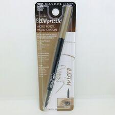 Maybelline Brow Precise Micro Pencil + Micro Crayon 250 Blonde