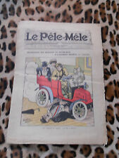 Magazine - LE PÊLE-MÊLE, n° 18, 03/05/1903