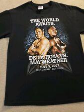 Mayweather De La Hoya 2007 Boxing MGM Vegas