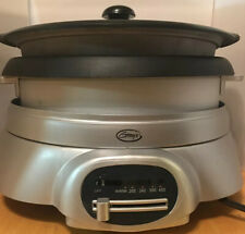 GINNY'S MULTI-COOKER   MODEL NO: LD-5005 Rice Stew Roast Chicken Soup