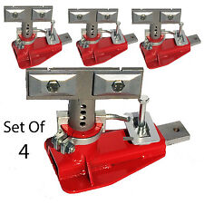 Chief - Style Frame Machine Anchoring - Set of 4 UAS-Metric