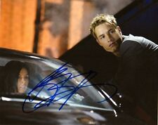 Justin Hartley Smallville Autographed Signed 8x10 Photo COA #5