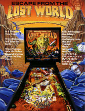 Escape from the lost world pinball sound chip set