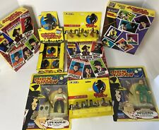 Playmates Dick Tracy Lot Figures Puzzles Die cast Cards