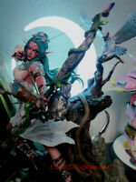 World of Warcraft WOW Tyrande Whisperwind 1/4 63.5CM Statue Model In Stock NEW