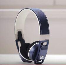*Sealed SENNHEISER URBANITE DENIM Headphones for Apple iPhone~CLUB SOUNDING BASS
