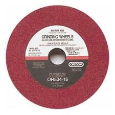 "Oregon OR534-18A Grinding Wheel 1/8"" Inch for Chainsaw Sharpening 7/8"" Hole"