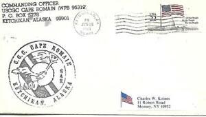 USCGC ROMAIN (WPB-95319) 25 Jun 1986 PM Ketchikan AK
