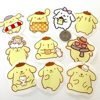 RARE! Large Pompompurin Waterproof Stickers Kawaii For Laptop Hydro Flask