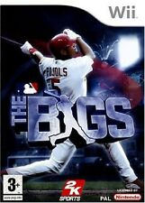 THE BIGS     -- BASEBALL               -----   pour WII