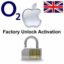 UNLOCK O2 UK TESCO UK IPHONE 4, 5, 6 & 7 FACTORY UNLOCK