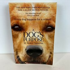 A Dogs Purpose by W. Bruce Cameron Paperback Book