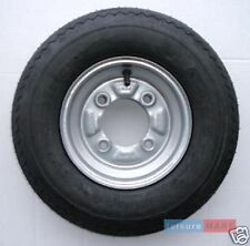400 X 8 Inch Trailer Wheel and Tyre With 4 Ply 115mm PCD for Daxara 107