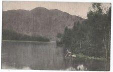 Loch Katrine Scotland Sir Walter Scott Vintage Postcard