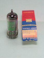 1 tube electronique MINIWATT DARIO EBC41 7.3/vintage valve tube amplifier/NOS