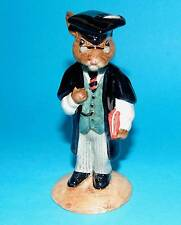 ROYAL DOULTON Bunnykins figurine  'School Master'  DB60 1ST  Quality BOXED