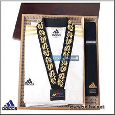 adidas taekwondo gold master edition serial number dobok/master dobok/Size3,5