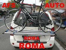 PORTABICI POSTERIORE 3 BINARI X NISSAN PATHFINDER ANNO 2011 X 3 BICI MADE ITALY