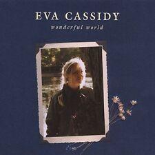 Wonderful World by Eva Cassidy (CD, Jul-2004, Blix Street Records)