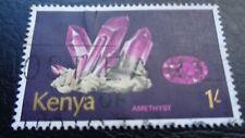 Kenia, Kenya, Stamps, Amethyst, gestempelt
