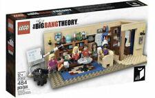Lego Ideas The Big Bang Theory (21302)
