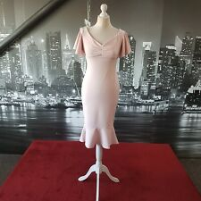 Stunning Dress (Blush-Size 8) Prom, Cruise, Ball, Cocktail, Races, Wedding