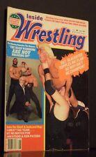 Inside Wrestling Magazine June 1985