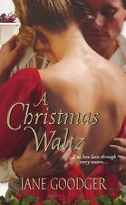 A Christmas Waltz (Zebra Historical Romance)-ExLibrary