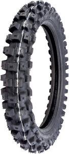IRC Volcanduro VE33 Tire - Rear - 4.60-17,Position: Rear,Tire Size: 4.60-17