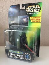 DARTH VADER - ELECTRONIC POWER F/X - STAR WARS - POTF - 1996