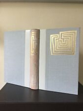 TOLKIEN - LORD OF THE RINGS: FELLOWSHIP OF THE RING - FOLIO SOCIETY 2ND PRINT