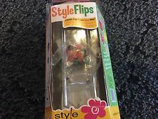 Style Studio ~ Styleflips ~ Design Your Own Flip Flops Womens Size 7-9 New