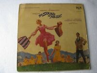 The Sound of Music LP Record World India-1525