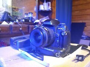 Kodak DCS Pro 14n 13.9MP Digital SLR Camera & Nikon 35-80 lens